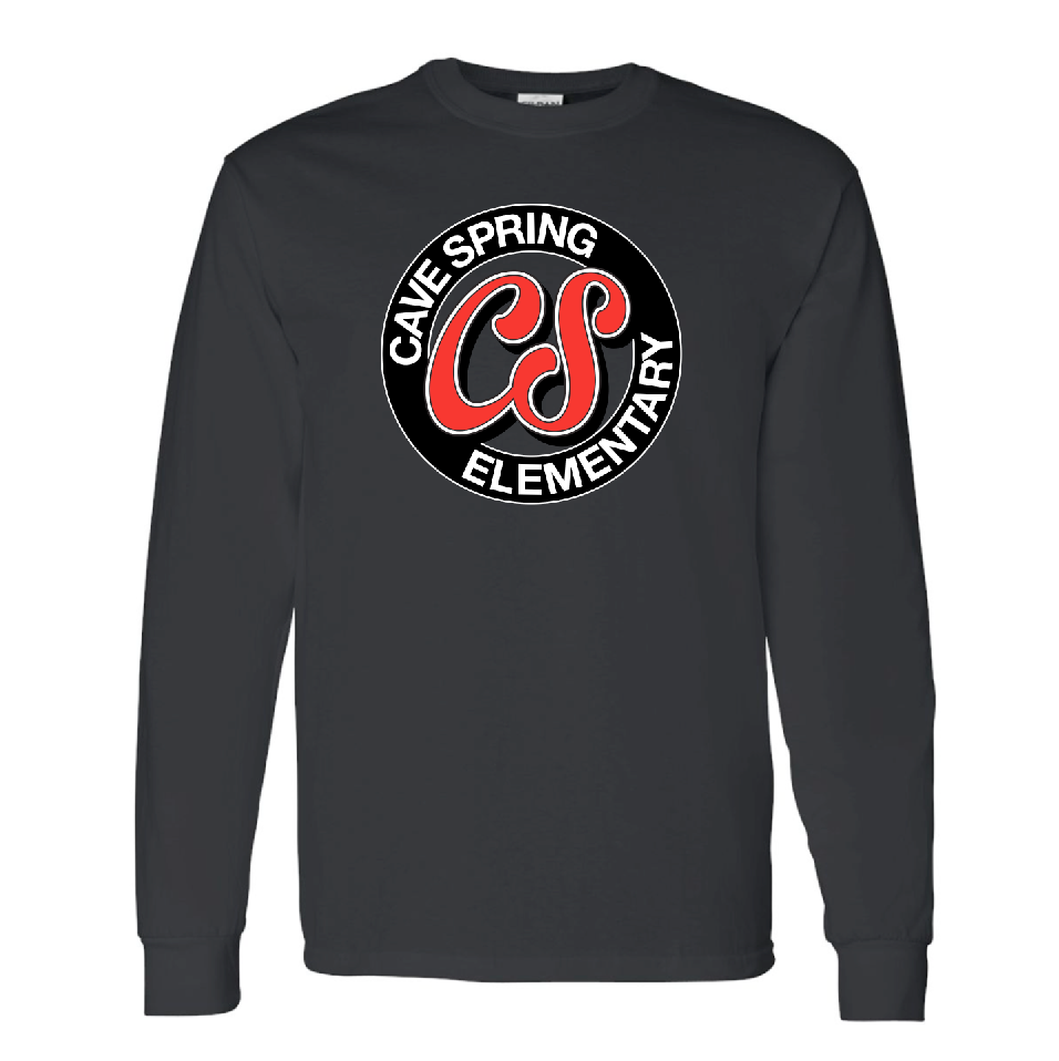 CSES Long Sleeve T-Shirt - Black