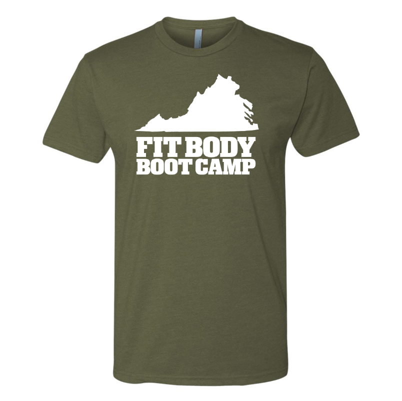 Men's / Unisex T-Shirt - Military Green