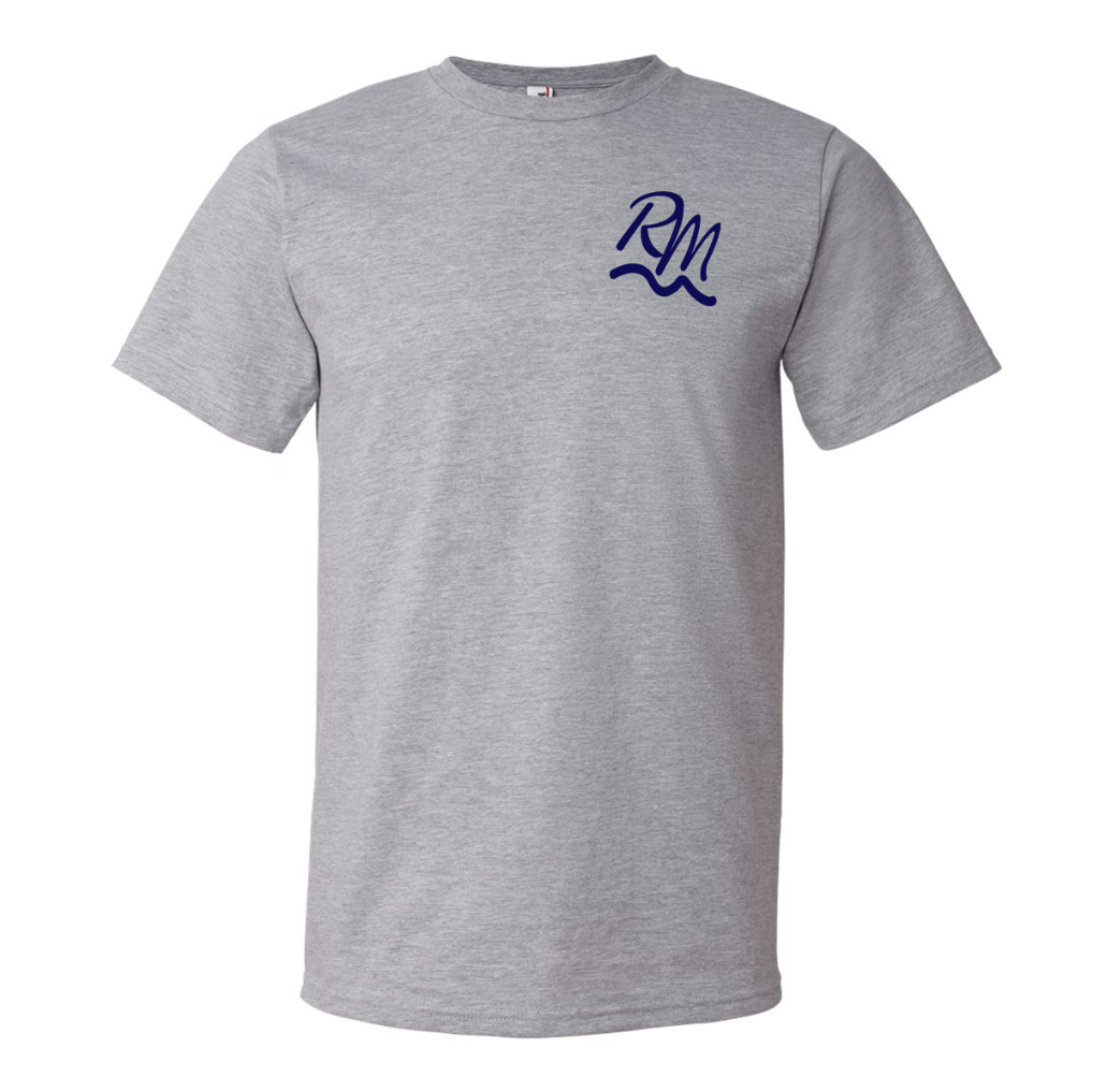 RM T-Shirt - Heather Grey