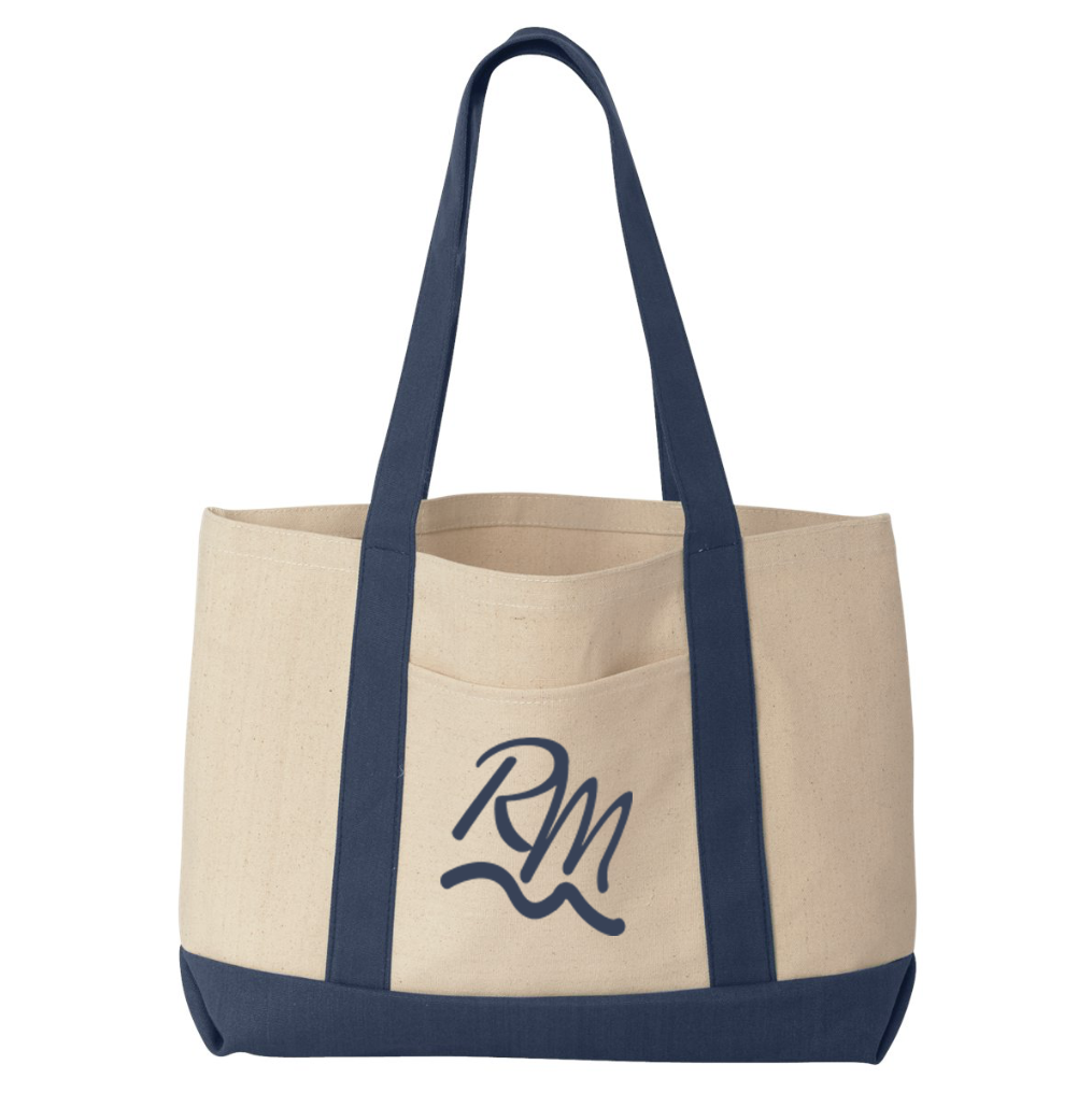 RM Tote - Navy