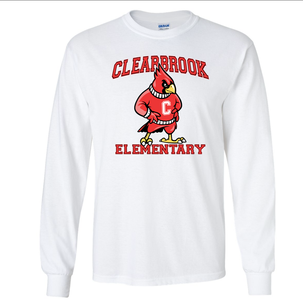 Clearbrook - Adult Long Sleeve Tee