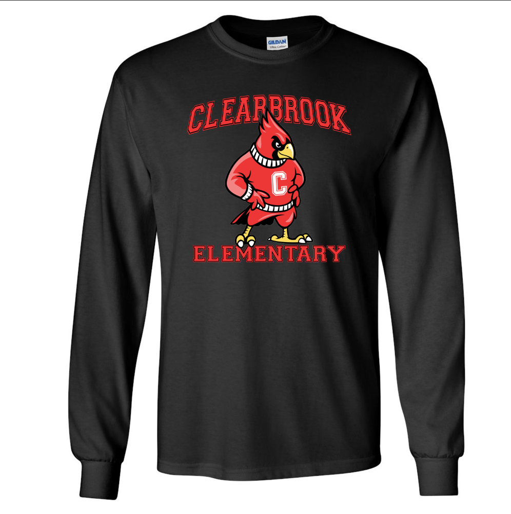 Clearbrook - Youth Long Sleeve T-Shirt