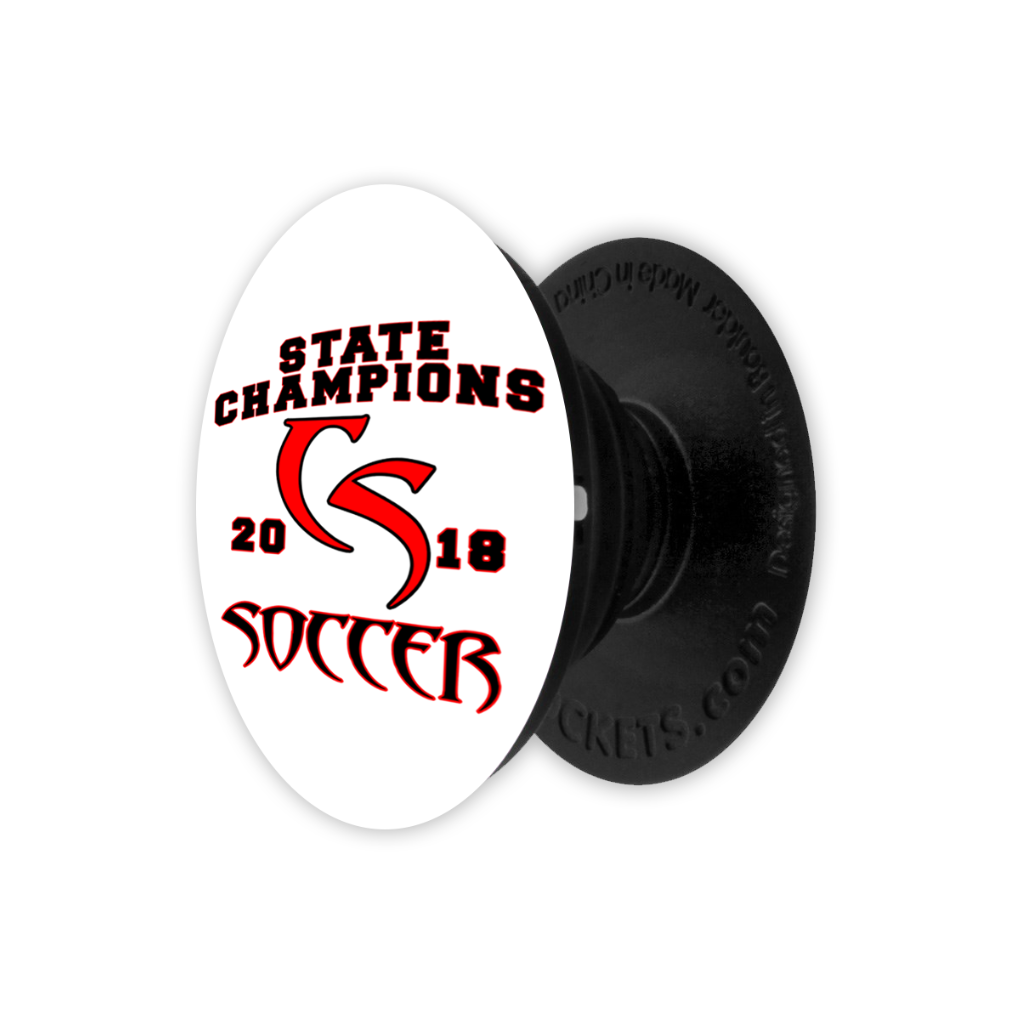 Cave Spring Soccer - Pop Socket