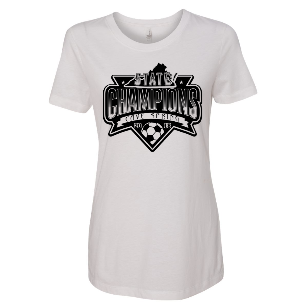 Cave Spring - Ladies Champ Shirt