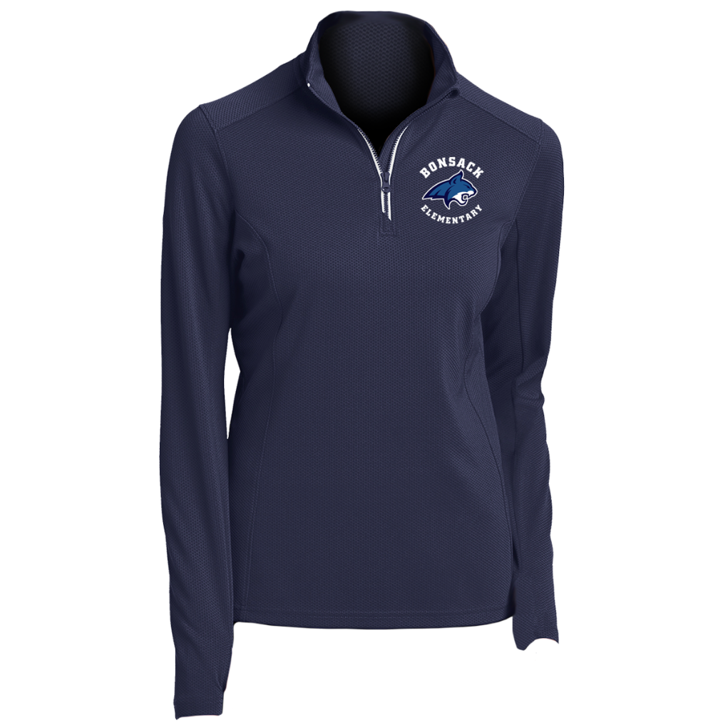 Performance 1/4 Zip - Unisex & Ladies Fit