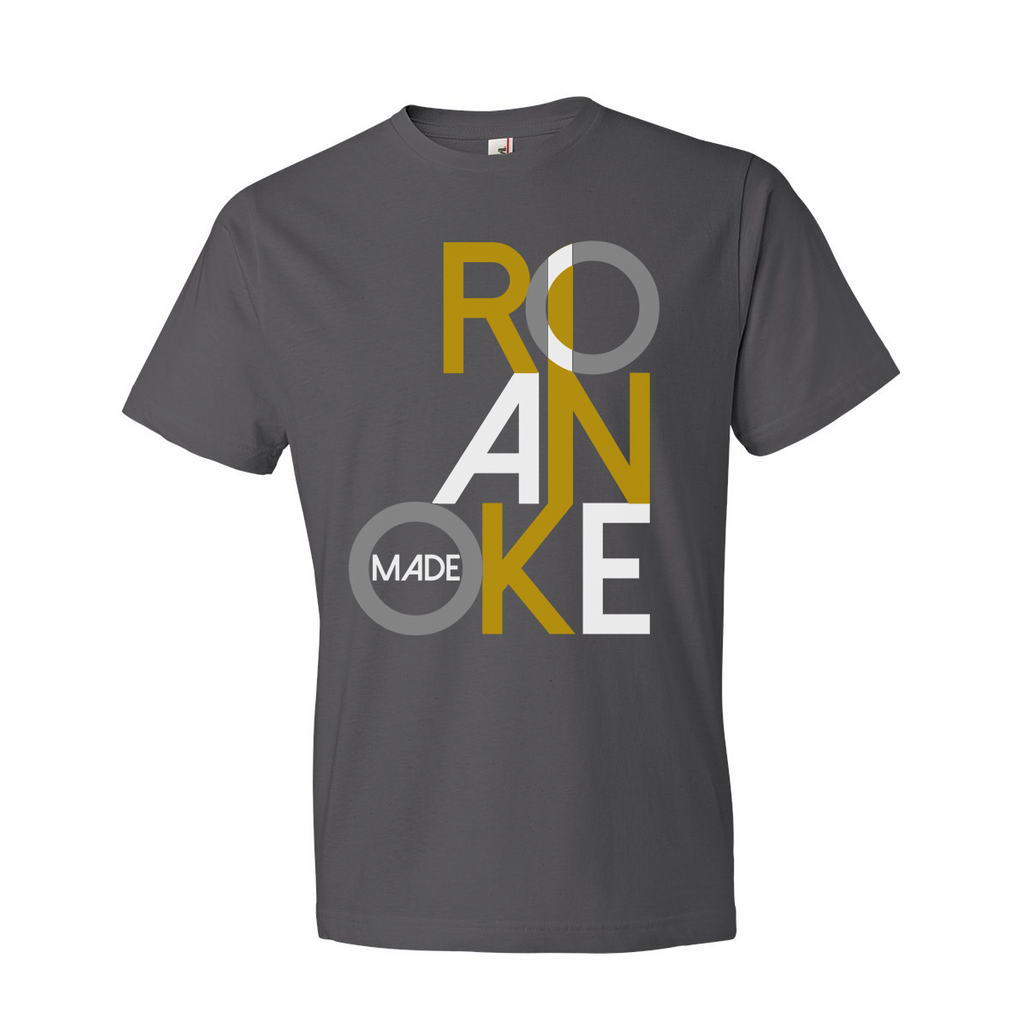 Roanoke Made - Grey Tee