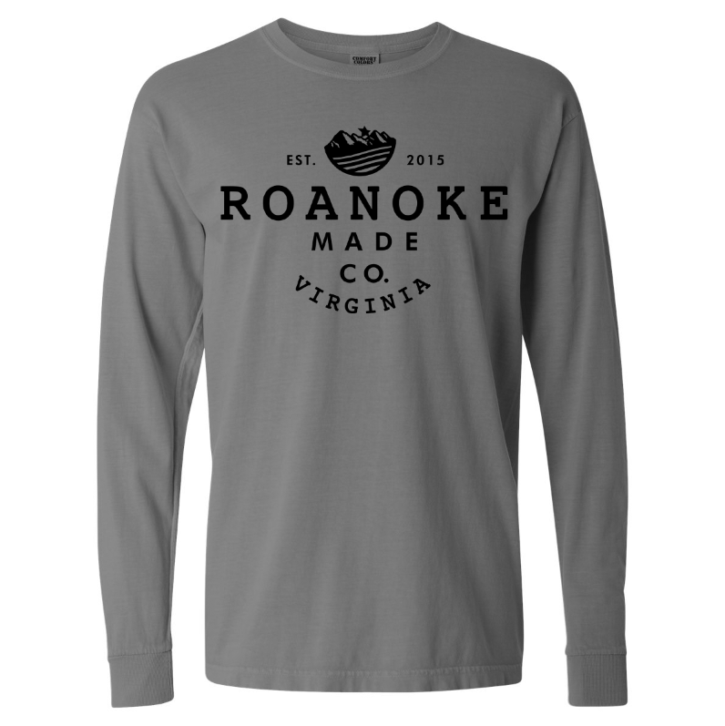Roanoke Made - Long Sleeve