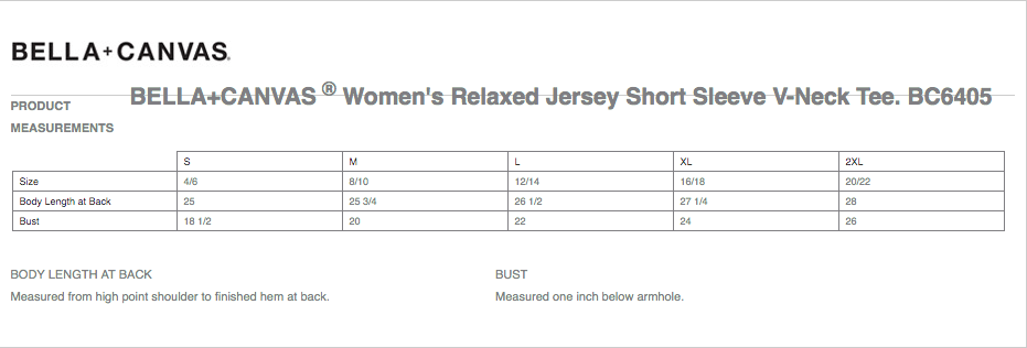 Ladies Relaxed Fit Short-Sleeve Tee