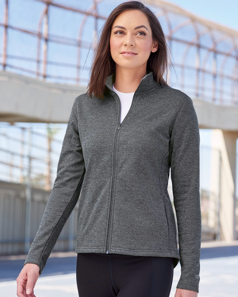 Ladies Lightweight Full Zip Jacket