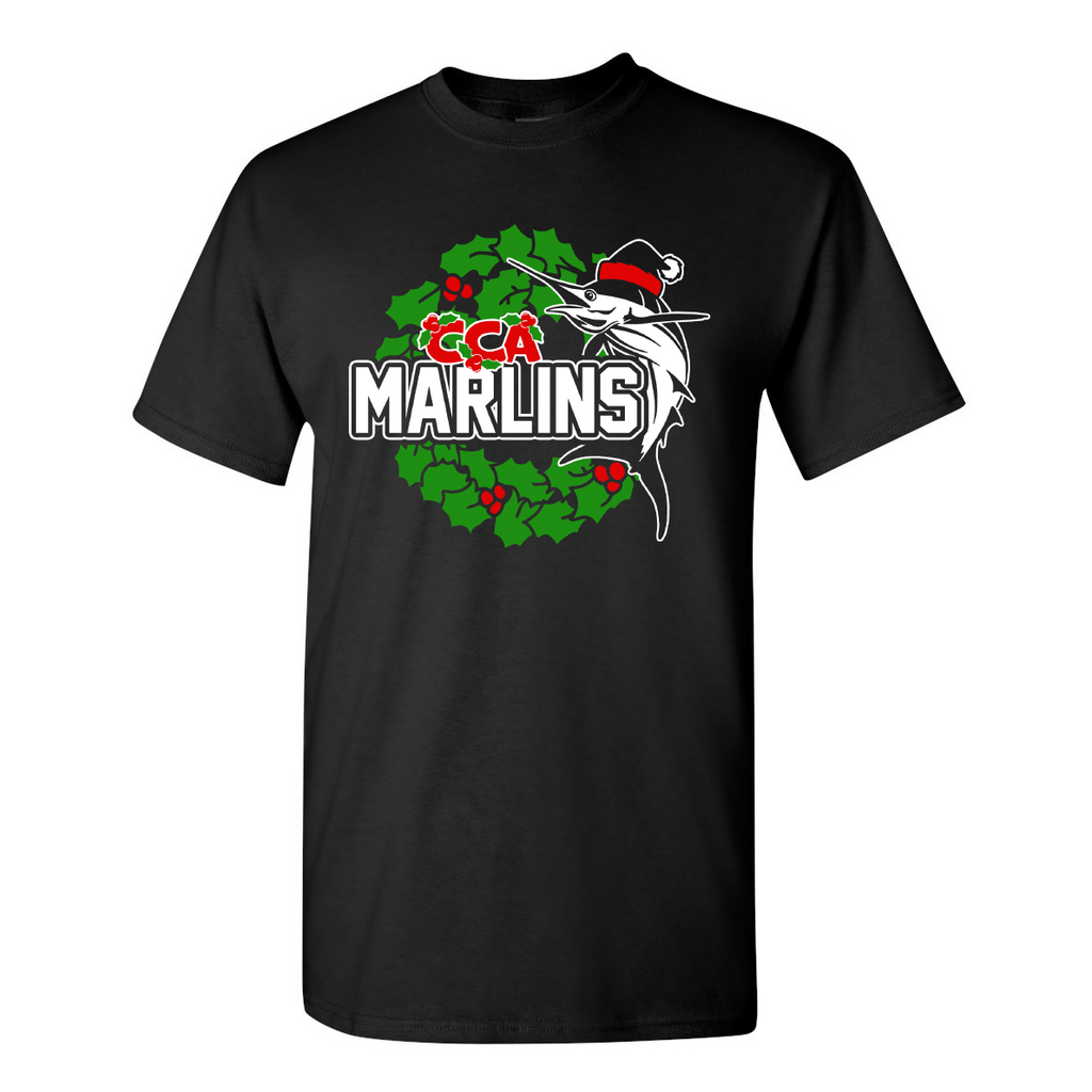 Marlins Holiday Tee