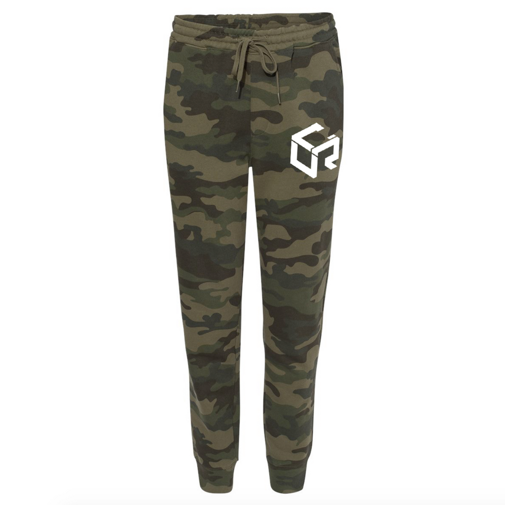 Unify Joggers - Forest Camo