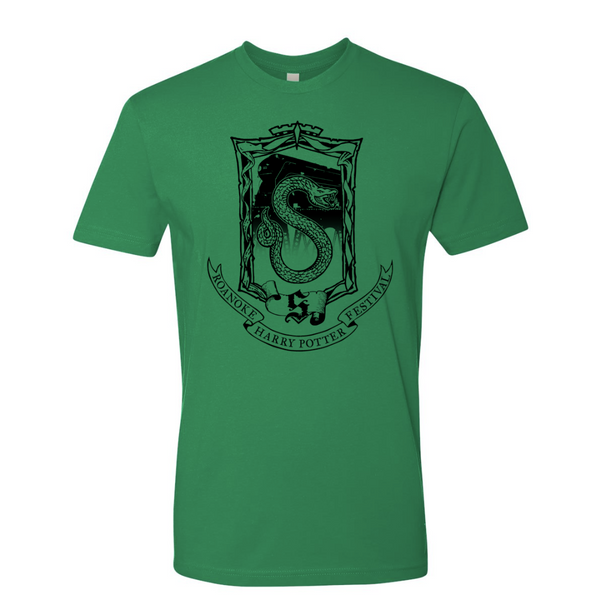 Slytherin - S/S Tee