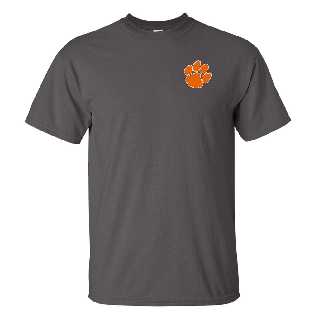 Terriers Short Sleeve - Charcoal