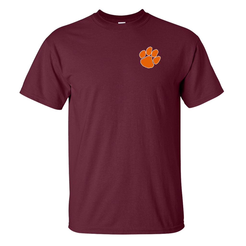 Terriers Short Sleeve - Maroon