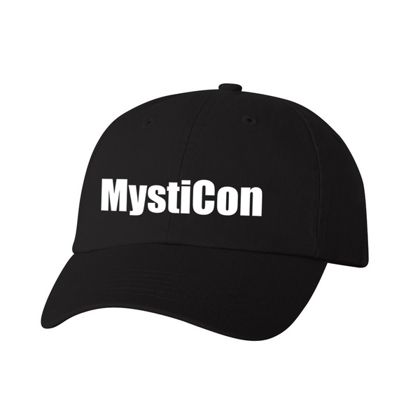 Mysticon Hat - Black