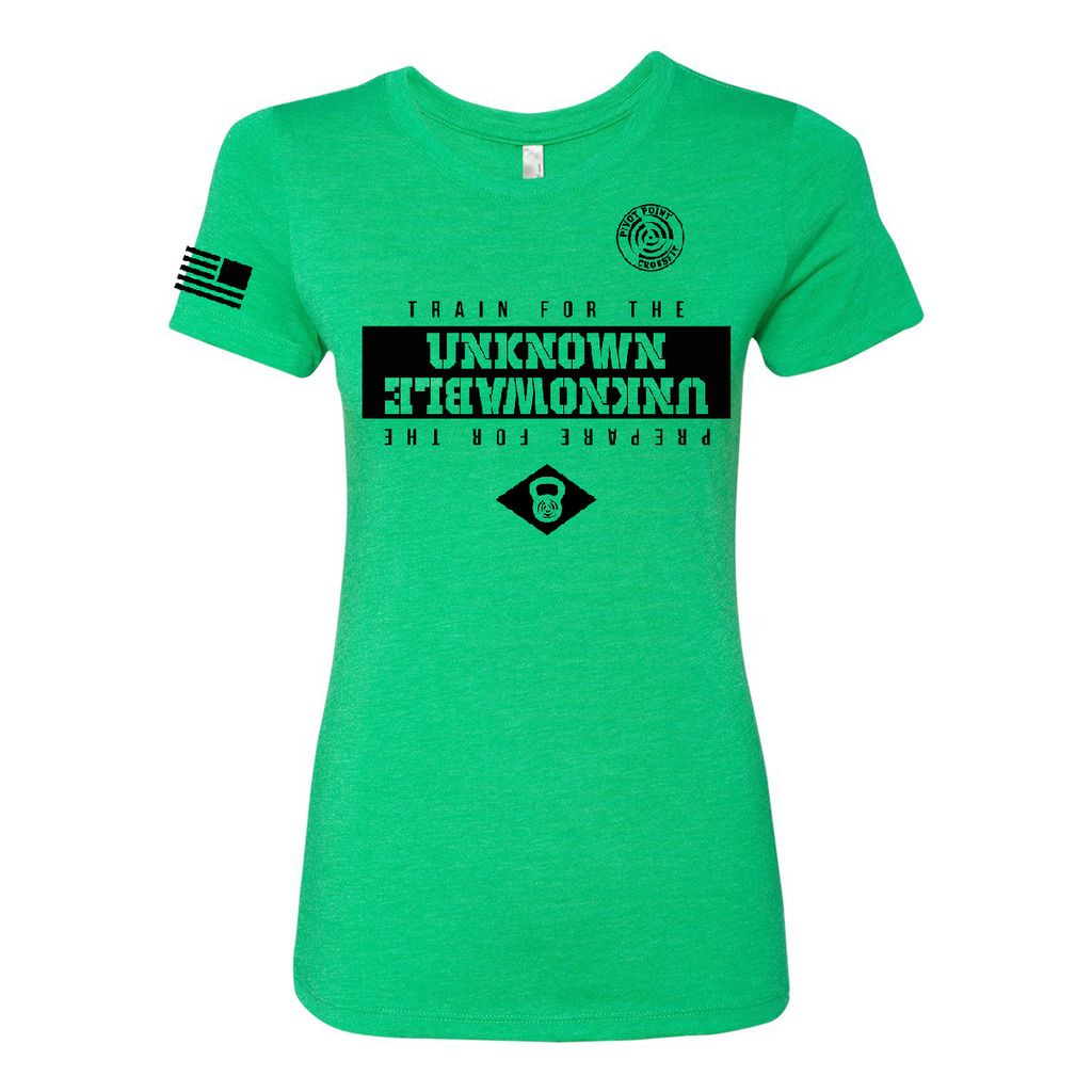 Women's Tri-Blend Short Sleeve Tee