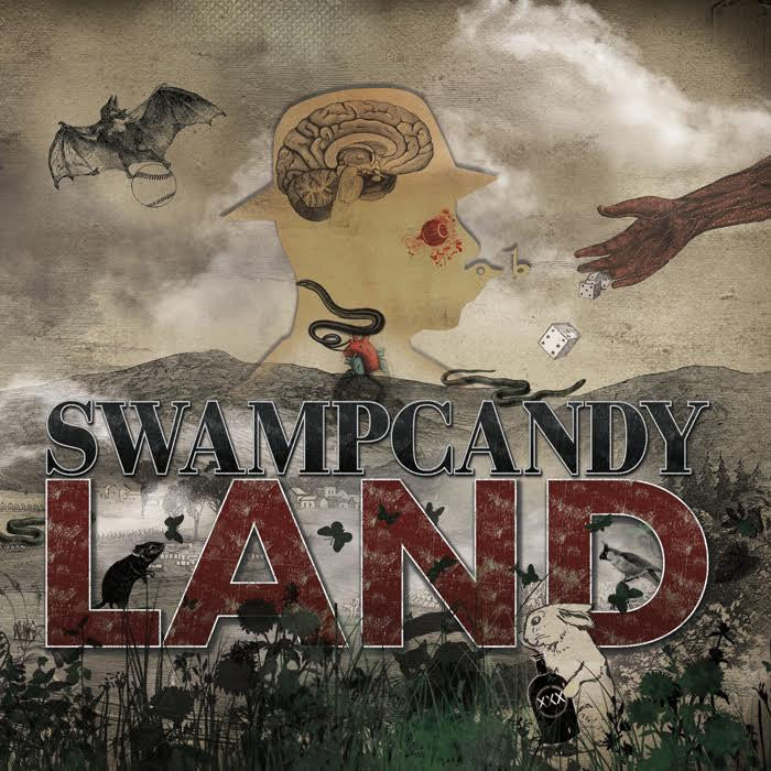 Swampcandy | Swampcandy Land | CD