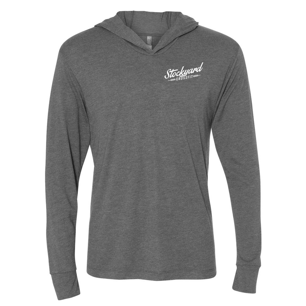 Stockyard Bull - Long Sleeve Hooded T-Shirt