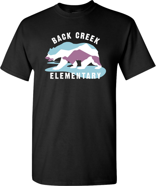 Back Creek Classic T-Shirt - Black