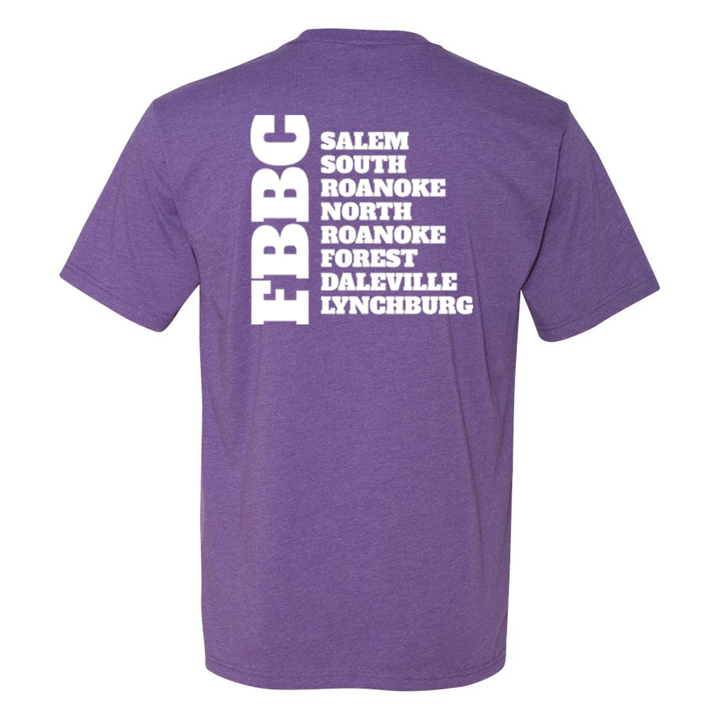 Men's / Unisex T-Shirt - Purple