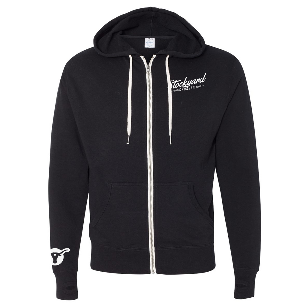 Stockyard Bull - Full Zip Sweatshirt