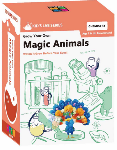 STEM Smart Lab  Toys Kit  - MAGIC ANIMAL