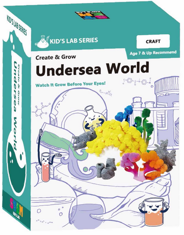 STEM Smart Lab  Toys Kit  - UNDERSEA WORLD