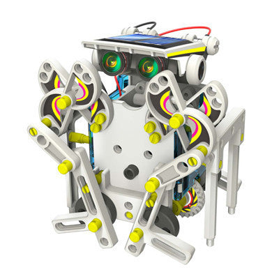 14 in 1 Educational Solar Power Robot - SuperSmartChoices - 5