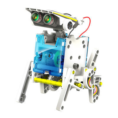 14 in 1 Educational Solar Power Robot - SuperSmartChoices - 2