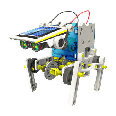 14 in 1 Educational Solar Power Robot - SuperSmartChoices - 6