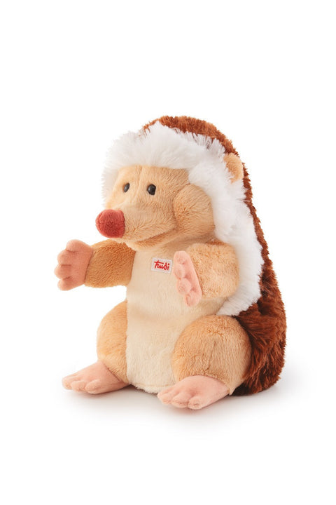 Trudi Hedgehog Plush Hand Puppet Toy Doll 29939 by Trudi - SuperSmartChoices