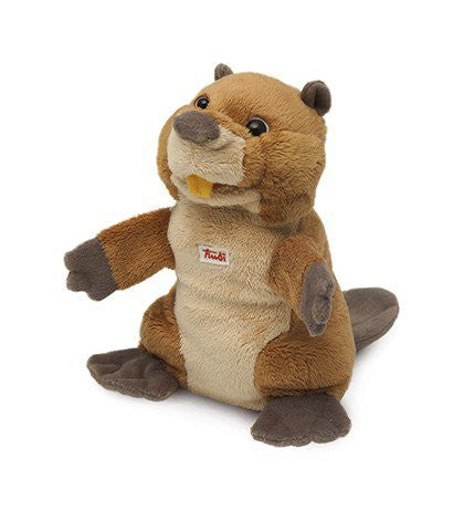 Trudi- Hand Puppet Beaver - SuperSmartChoices