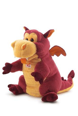 Trudi-Hand Puppet Dragon - SuperSmartChoices