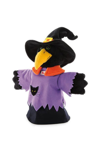 Trudi-Hand Puppet Crow/Witch - SuperSmartChoices