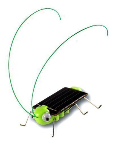 Children Learning Toy Solar Power Toy Solar Powered Grasshopper - SuperSmartChoices - 1