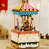 DIY Wooden Music Box - Merry Go Around