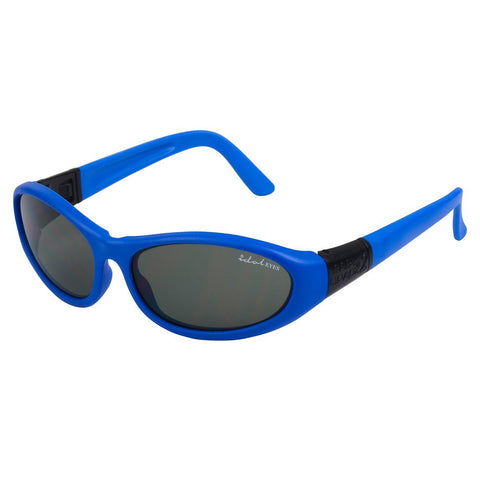 Idol Eyes Baby Wrapz 2 Headband Temple Convertible Sunglasses - Blue