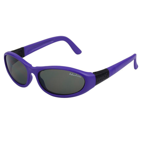 Idol Eyes Baby Wrapz 2 Headband Temple Convertible Sunglasses - Purple