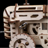 Wooden Mechanical Gears - Tractor RLK401