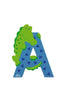 Letter A Alligator (Animal)