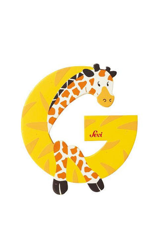 Letter G Giraffe (Animal)
