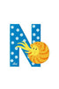 Letter N Nautilus (Animal)