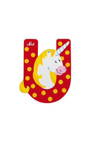 Letter U Unicorn (Animal)