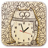 DIY_Drawing a cartoon clock   Owl - SuperSmartChoices - 3