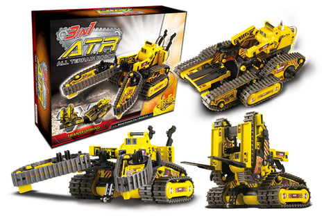 3 in 1 ATR All Terrain Robot - SuperSmartChoices - 1