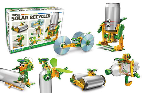 6-in-1 Super Solar Recycler - SuperSmartChoices - 1