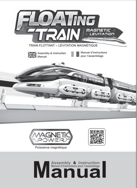 FREE Download Magnetic Levitation Express Instruction Manual in English
