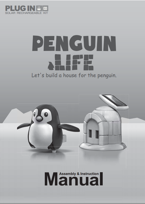 FREE Download Solar Power Penguin Life Instruction manual