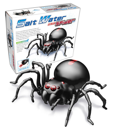 Salt Water Fuel Cell Giant Arachnoid Kit - SuperSmartChoices - 1
