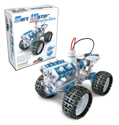 Salt Water Fuel Cell Monster Truck - SuperSmartChoices - 1